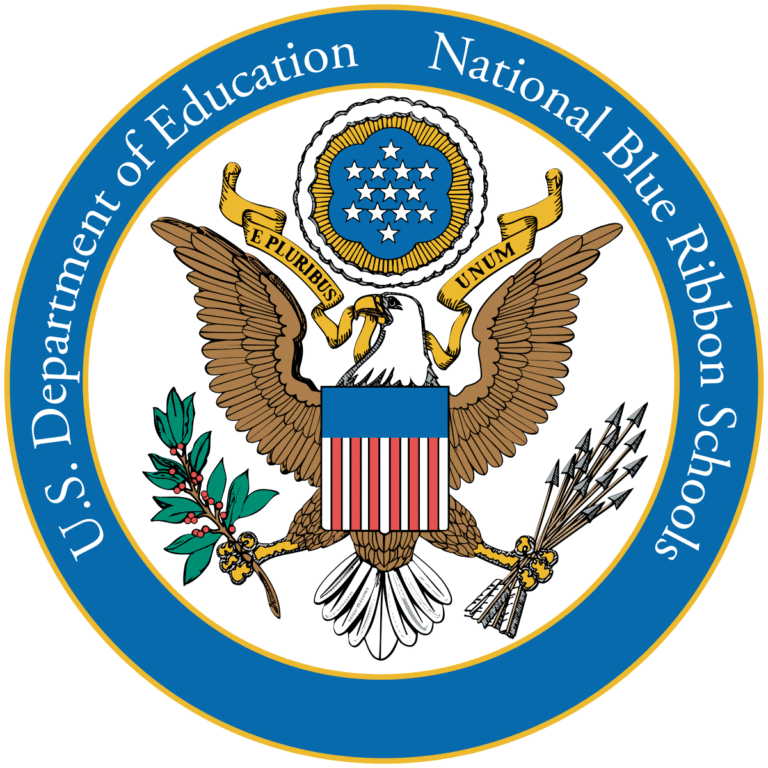 Logo - National Blue Ribbon School