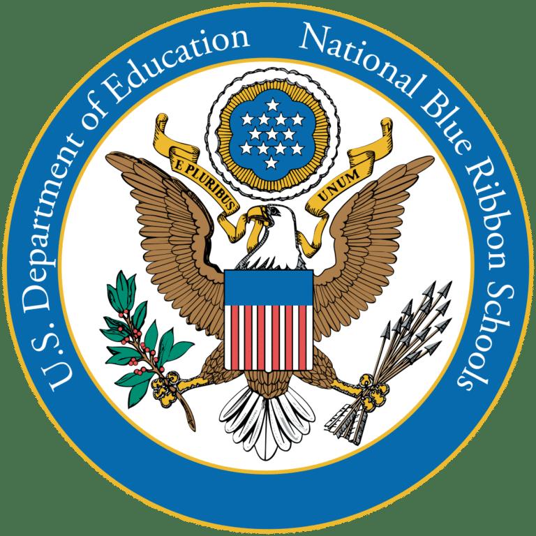 Logo - National Blue Ribbon School